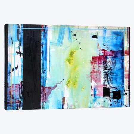 Busy Canvas Print #FOR6} by Jason Forcier Canvas Artwork