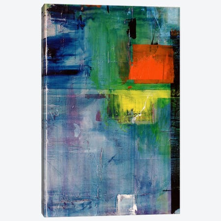 Distant Canvas Print #FOR8} by Jason Forcier Art Print