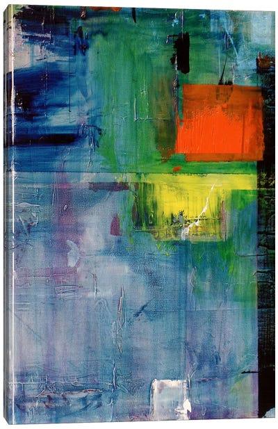 Distant Canvas Art Print
