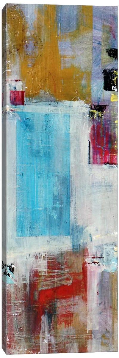 Exposed Canvas Art Print