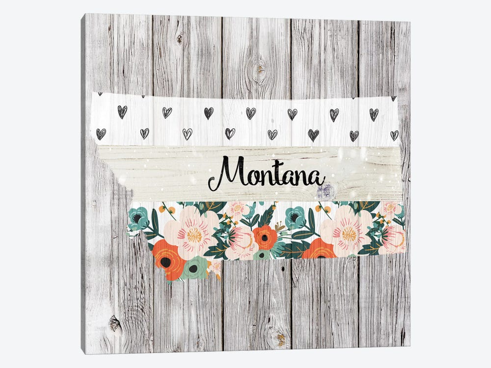 Montana by Front Porch Pickins 1-piece Art Print