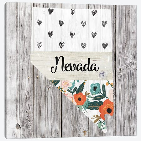 Nevada Canvas Print #FPP108} by Front Porch Pickins Canvas Art