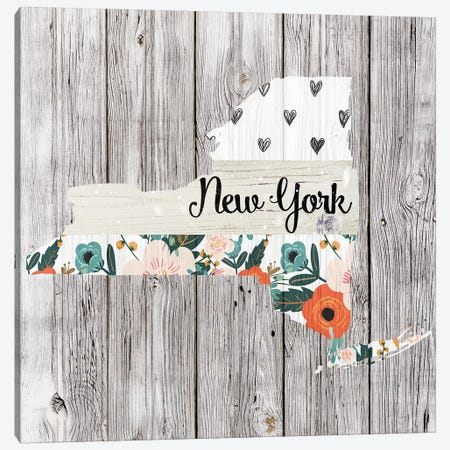 New York Canvas Print #FPP112} by Front Porch Pickins Canvas Art Print