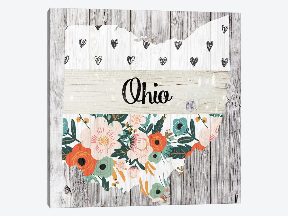 Ohio by Front Porch Pickins 1-piece Art Print