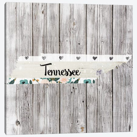 Tennessee Canvas Print #FPP122} by Front Porch Pickins Canvas Art