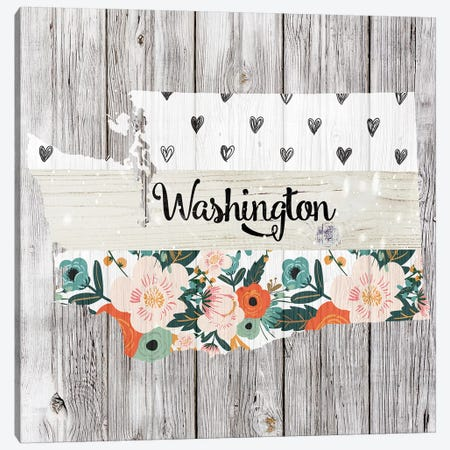 Washington Canvas Print #FPP127} by Front Porch Pickins Canvas Art Print