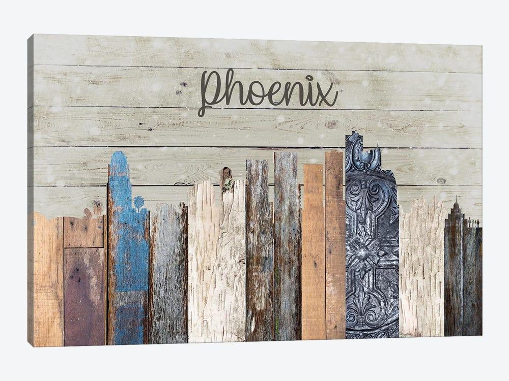 Phoenix by Front Porch Pickins 1-piece Canvas Art