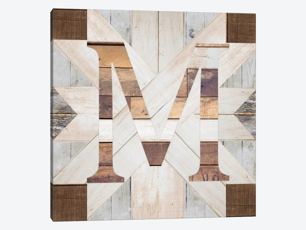 M by Front Porch Pickins 1-piece Canvas Artwork