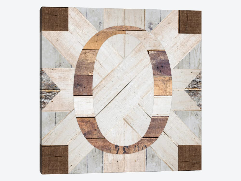 O by Front Porch Pickins 1-piece Canvas Print
