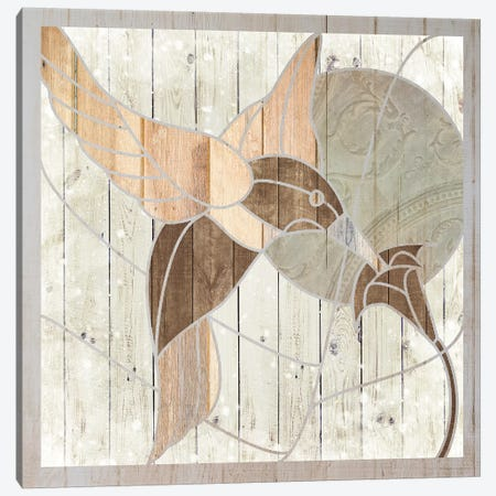 Hummingbird Canvas Print #FPP209} by Front Porch Pickins Art Print