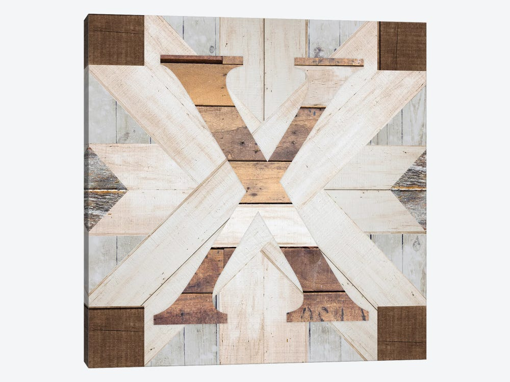 X by Front Porch Pickins 1-piece Canvas Print