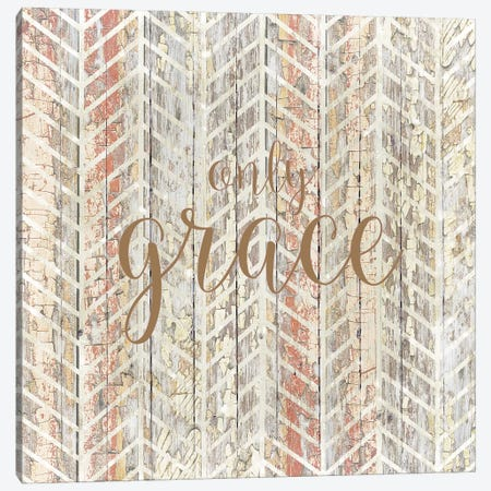 Only Grace Canvas Print #FPP244} by Front Porch Pickins Canvas Art