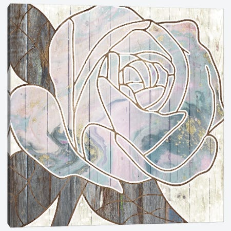 Rose Canvas Print #FPP252} by Front Porch Pickins Canvas Artwork