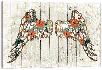 Angel Wing III Canvas Art Print