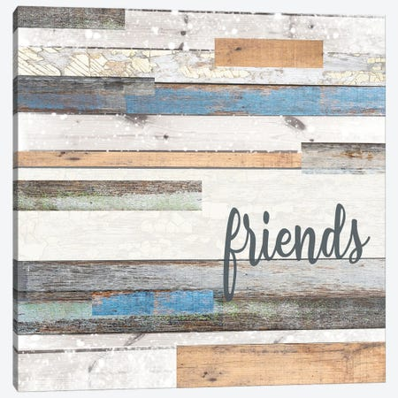 He Calls Me Friend Canvas Print #FPP312} by Front Porch Pickins Canvas Print
