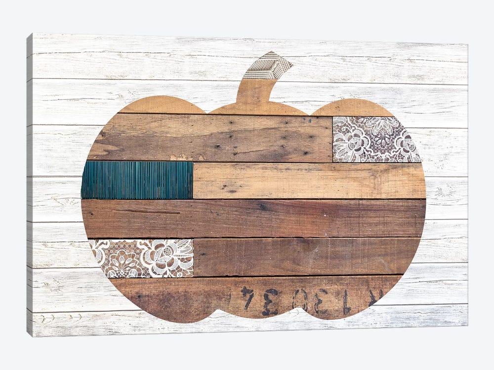 Pumpkin by Front Porch Pickins 1-piece Canvas Print