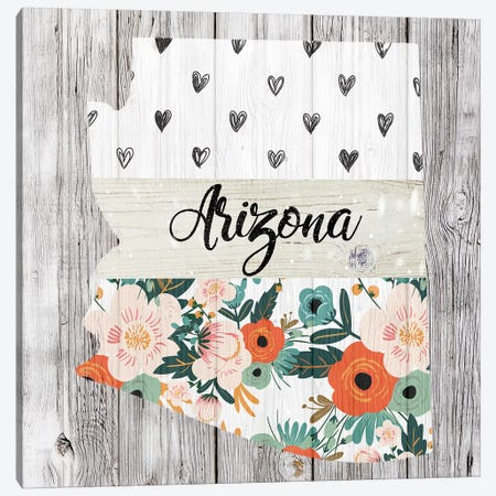 Arizona Canvas Print #FPP81} by Front Porch Pickins Canvas Art
