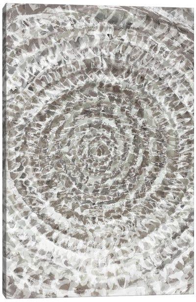 Abstract Labyrinth I Canvas Art Print