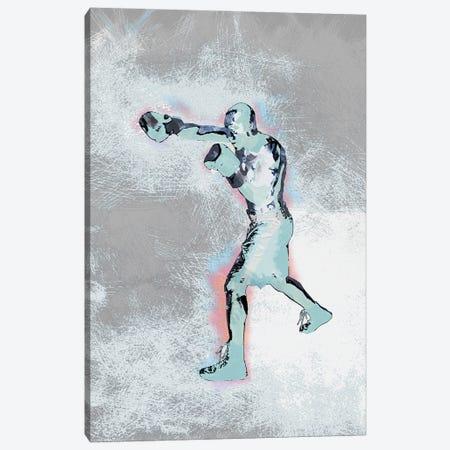 Boxer Canvas Print #FPT204} by Fanitsa Petrou Canvas Print
