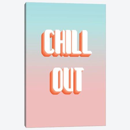 Chill Out Canvas Print #FPT260} by Fanitsa Petrou Canvas Wall Art