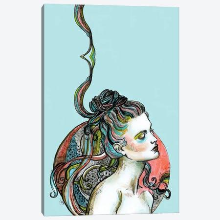 A Dancer's Dream Canvas Print #FPT272} by Fanitsa Petrou Canvas Print