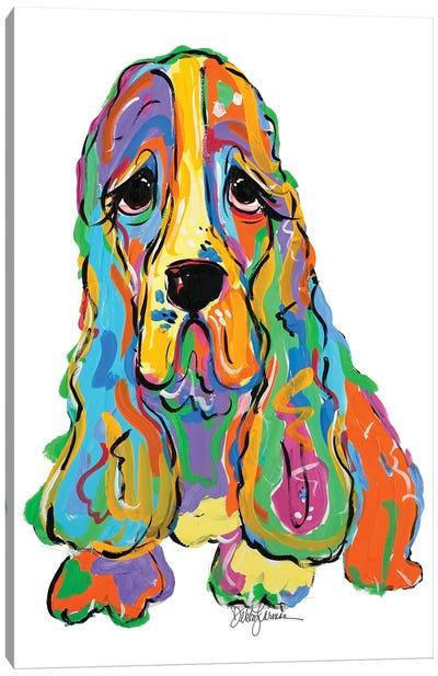 Ho Dee Do Canvas Art Print