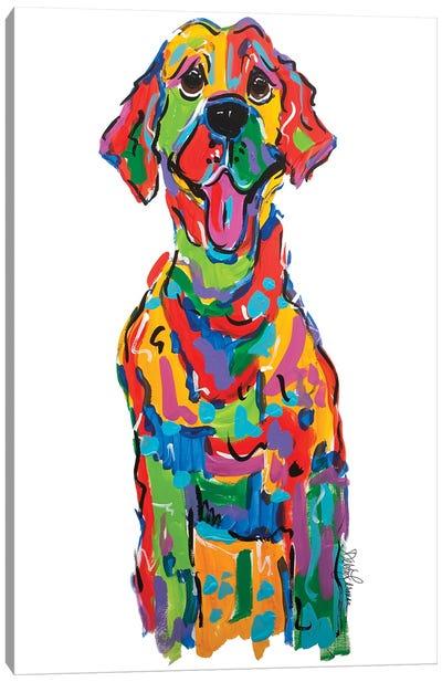 Skibble Canvas Art Print
