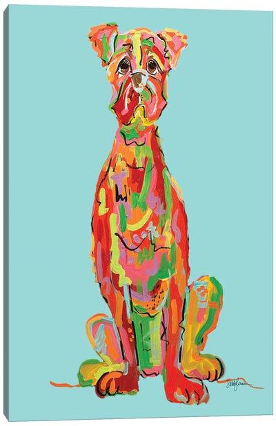 Albondingo Rindingo Canvas Art Print