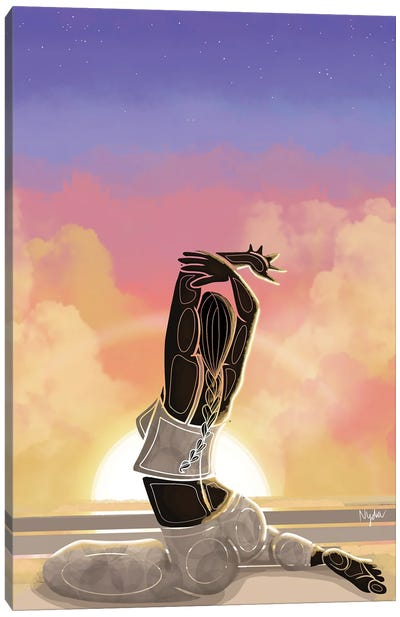 Rise & Shine Canvas Art Print
