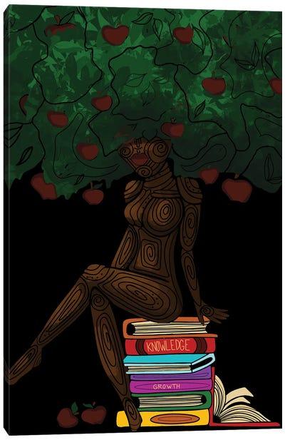 Tree Of Knowledge Canvas Art Print