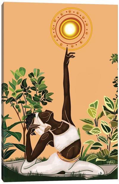 Vitamin D Canvas Art Print