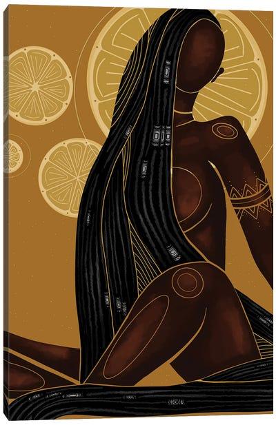 Lemonade Canvas Art Print