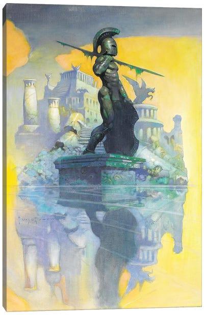Atlantis Canvas Art Print
