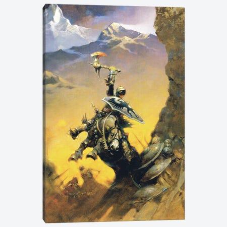 Eternal Champion Canvas Print #FRF71} by Frank Frazetta Canvas Art