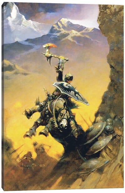 Eternal Champion Canvas Art Print