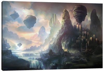 Ankalvor Canvas Art Print