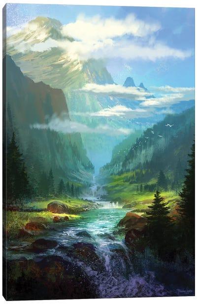 Tranquil Canvas Art Print