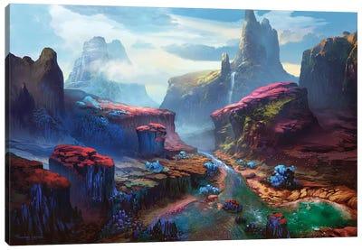 Athlerrod Canvas Art Print