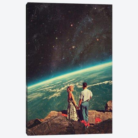 Love Canvas Print #FRM18} by Frank Moth Canvas Art Print
