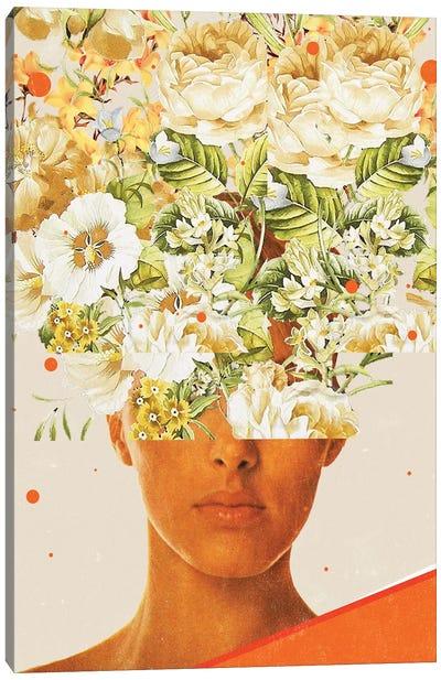Superflowerhead Canvas Art Print