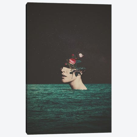 4AM Canvas Print #FRM3} by Frank Moth Canvas Artwork