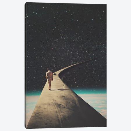 We Chose this Road my Dear Canvas Print #FRM50} by Frank Moth Art Print