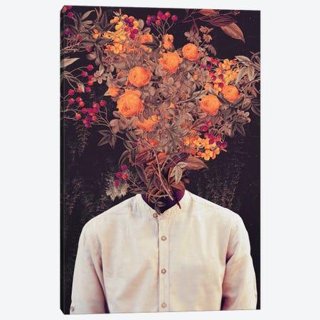 Bloom Canvas Print #FRM5} by Frank Moth Canvas Art Print