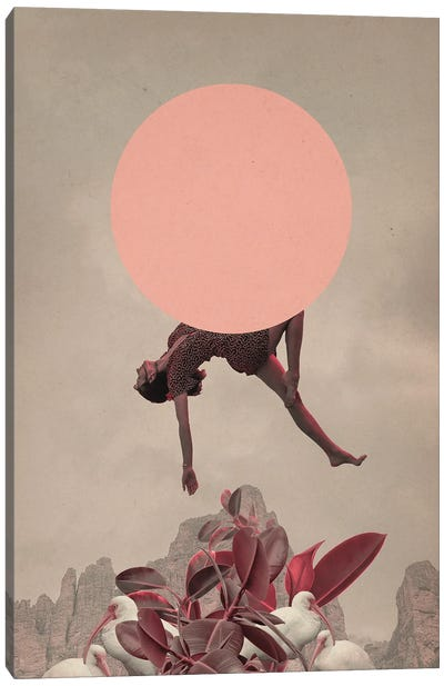 The Fall Canvas Art Print