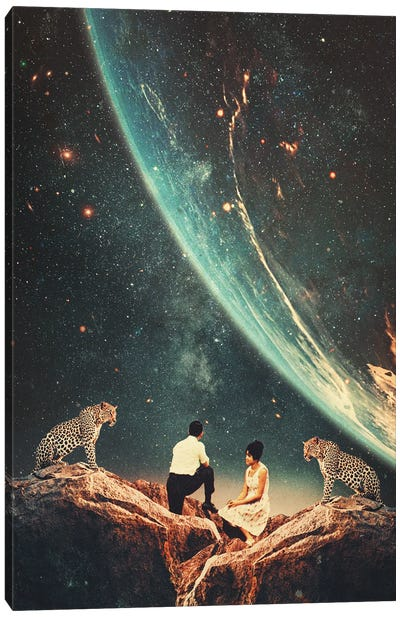 Guardians of our Future Canvas Art Print