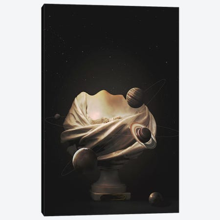 Marble Canvas Print #FRO100} by Fran Rodriguez Canvas Art Print