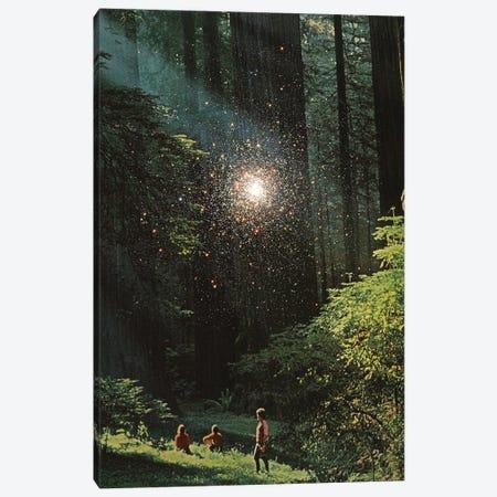 Secret Spot Canvas Print #FRO109} by Fran Rodriguez Canvas Print
