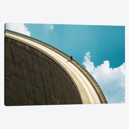 Dam II Canvas Print #FRO112} by Fran Rodriguez Canvas Artwork