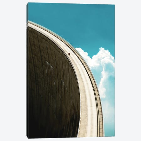 Dam I Canvas Print #FRO113} by Fran Rodriguez Canvas Artwork