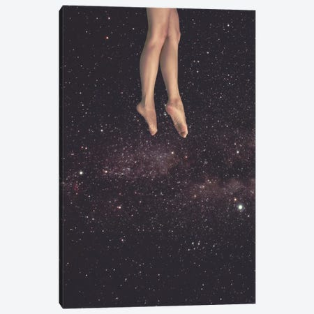 Hanging In Space Canvas Print #FRO15} by Fran Rodriguez Canvas Wall Art